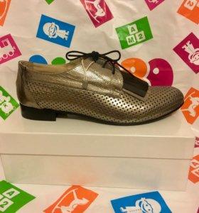 Новые женские ботинки из Италии Gionata 39