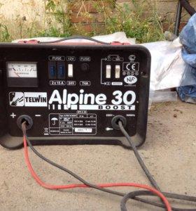 Зарядное устройство Telvin Alpine 30, 12-24в
