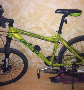 Велосипед corto fast