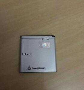 Аккумуляторная батарея на Sony Xperia Ray