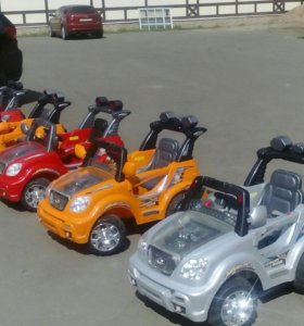 Электромобили в аренду на детский праздник