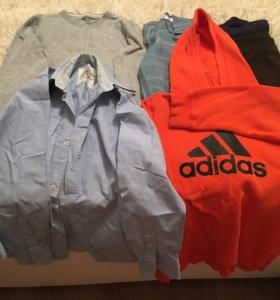 Одежда для мальчика 10-11 лет