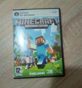 Minecraft игра на пк