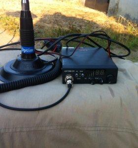 рация OPTIM 270 с антенной