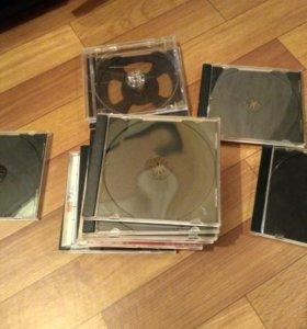 Боксы для дисков