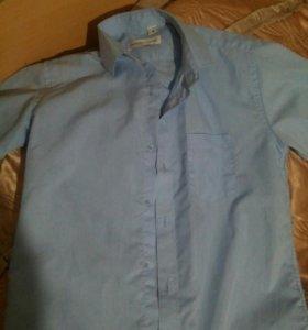 Рубашки на рост 136-138