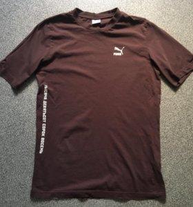 футболка puma exclusive