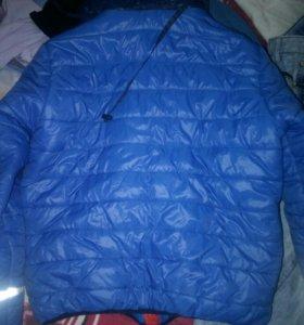 Курточки осенние на рост 136-138