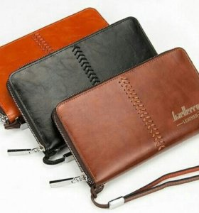 Мужское портмоне Baellerry Leather.!