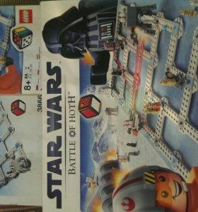 Lego star wars настольная игра