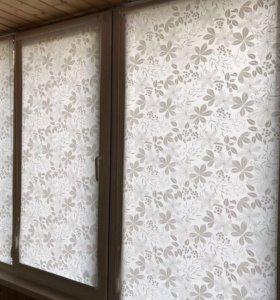 Рулонные шторы и жалюзи всех видов
