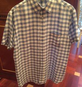 Рубашка в клетку Kanzler