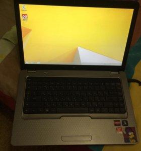 Ноутбук HP G62 2 ядра