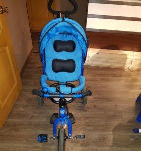 Велосипед smart trike 3-х колесный