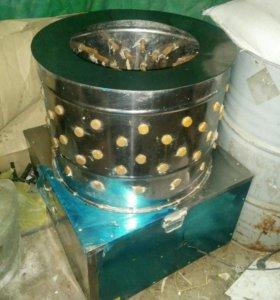 Перосъемная машина для домашней птицы HW-634rf