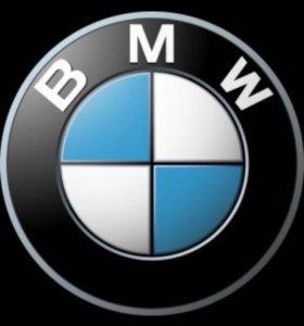 Значки на капот и багажник BMW