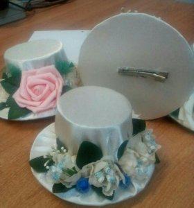 Шляпки для селфи.Дни рождения и д.р праздники