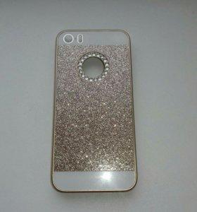 Накладка для iPhone 5/5s из прочного пластика