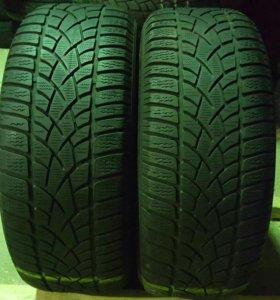 Шины Dunlop 225/55 R17 б/у.
