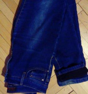 СРОЧНО!!! Утепленные джинсы