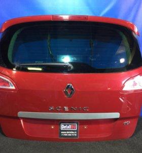 Крышка багажника для Renault Scenic 3 09-11г.
