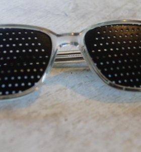 детские очки тренажеры