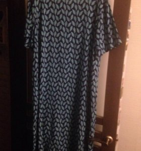 Платье новое летнее 52 54