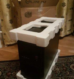 Системный блок cooler master  elite 342