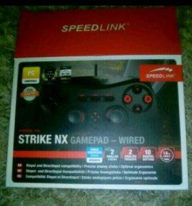 Игровой джостик Gamepad for PC (SL-650000)