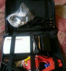 Переносное зарядное устройство для авто и телефона