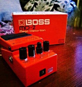 Boss Distortion MD-2