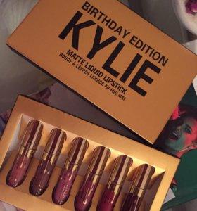 Kylie 💄‼️✅❣️матовая помада