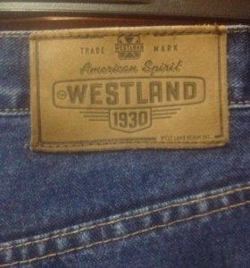 Американские джинсы WESTLAND