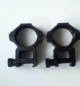 Кольца для оптического прицела