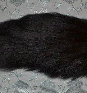 хвост чернобурки