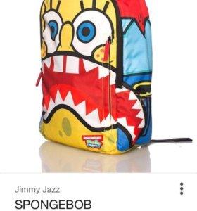 Оригинальный рюкзак SpongeBob SharkPants