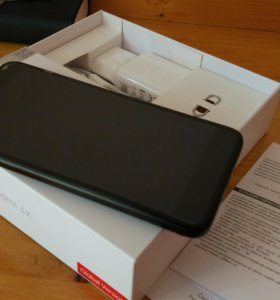 Xiaomi Redmi 4X 3/32GB global version, black.