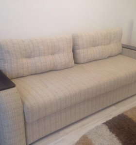 Набор мягкой мебели (диван+кресло)