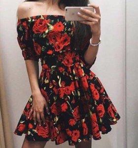 Платье (42-44)