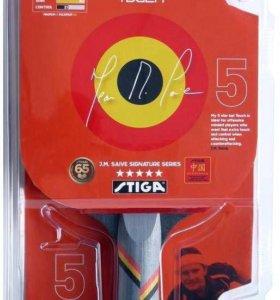 Ракетка для настольного тенниса Stiga Touch 5*
