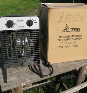 Тепловентилятор тсс тв 01-30