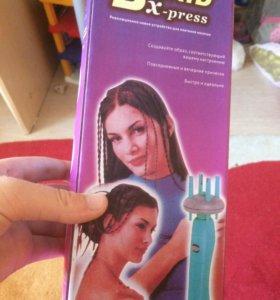 """BRAID x-press""- Устройство для плетения косичек"