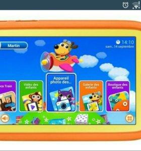 Планшет детский Samsung Galaxy Tab 3 Kids