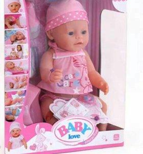 Кукла Baby Love  Baby Born
