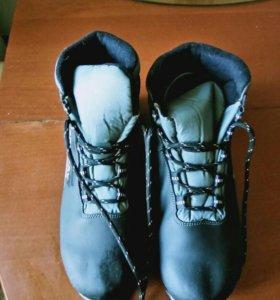 Ботинки лыжные, 43 размер