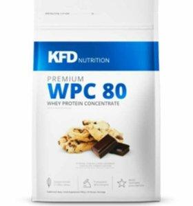 Сывороточный протеин, WHEY PROTEIN KFD INSTANT 1кг