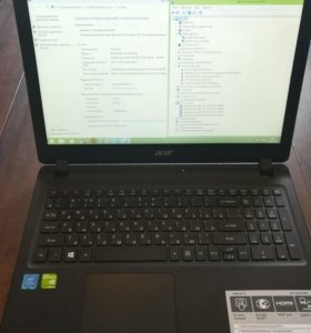 Ноутбук Acer Aspire Es 15 ES1 532G P76H