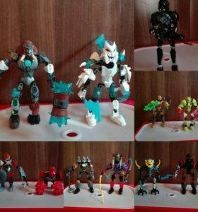 Роботы лего