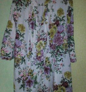 Рубашка х.б.58-60р.