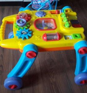 Игровой столик каталка